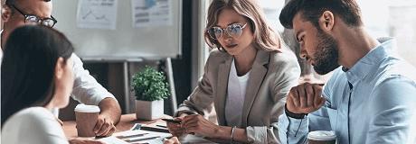 Services für Unternehmer und Gründer